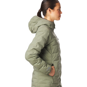 Mountain Hardwear Super/DS Stretchdown Parka Mujer, light army